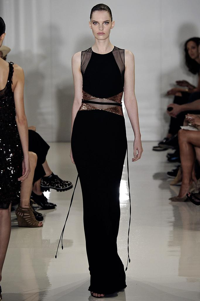 Ralph Rucci Ready To Wear SS 2015 NYFW (28)