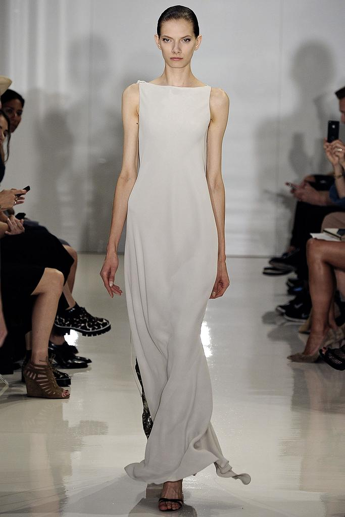 Ralph Rucci Ready To Wear SS 2015 NYFW (31)