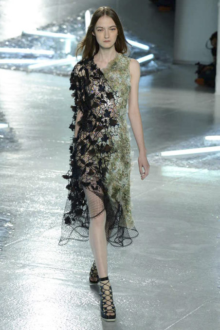 Rodarte Ready To Wear SS 2015 NYFW