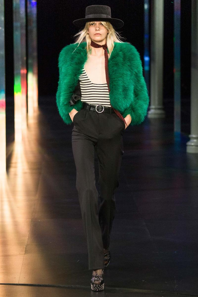 Saint Laurent SS 2015 PFW (45)