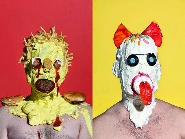 Sweets Portraits by Photographer James Ostrer