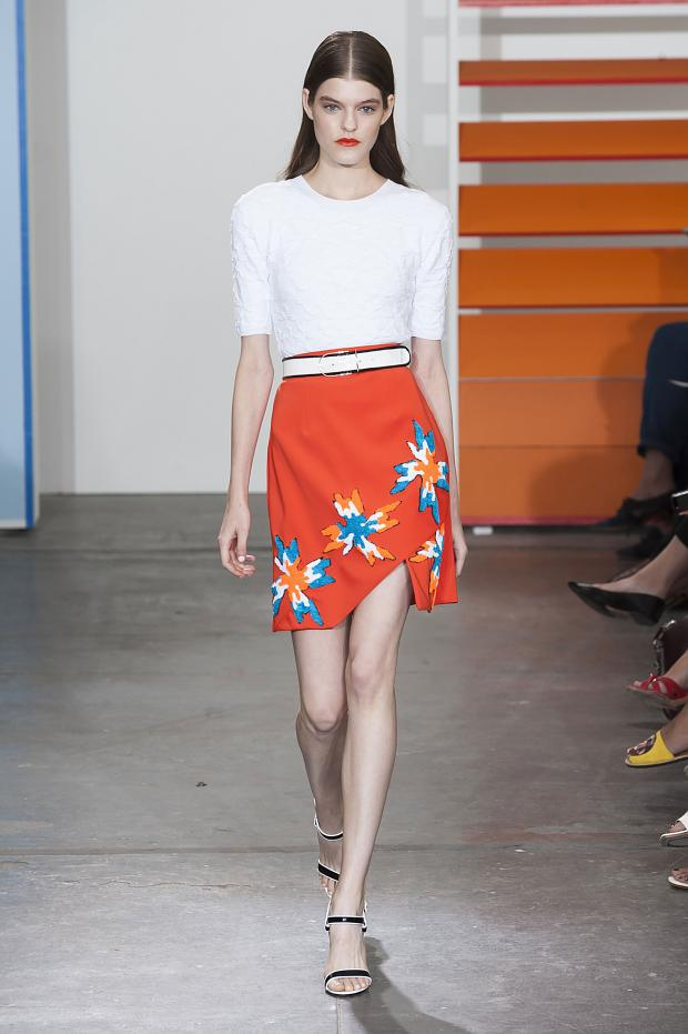 Tanya Taylor Ready To Wear SS 2015 NYFW (5)