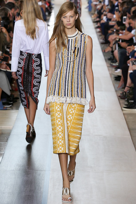 Tory Burch Ready To Wear SS 2015 NYFW (1)