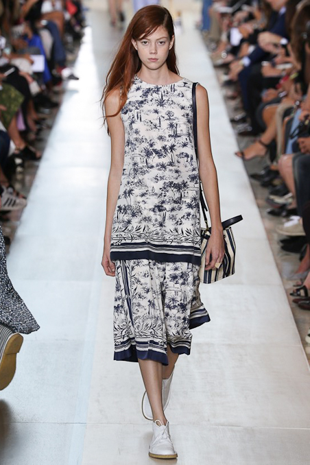 Tory Burch Ready To Wear SS 2015 NYFW (10)