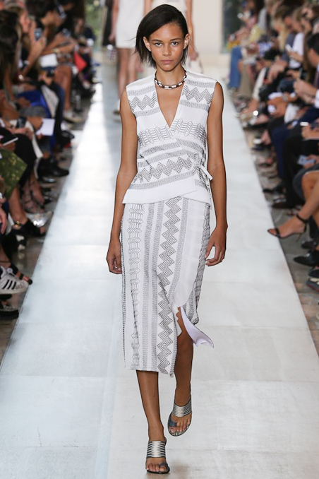 Tory Burch Ready To Wear SS 2015 NYFW (26)