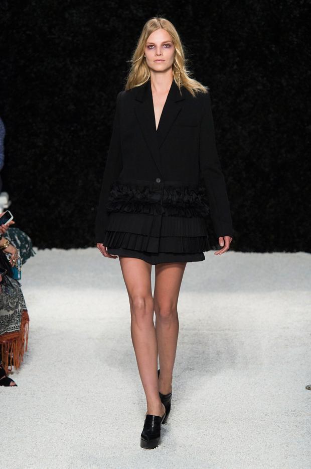 Vera Wang Ready To Wear S/S 2015 NYFW