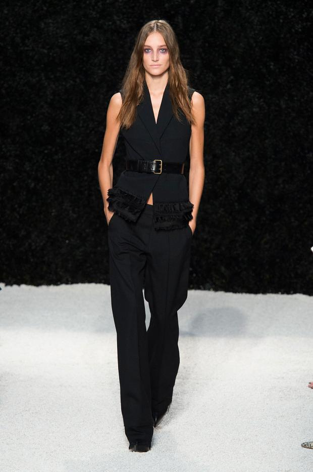 Vera Wang Ready To Wear SS 2015 NYFW (7)