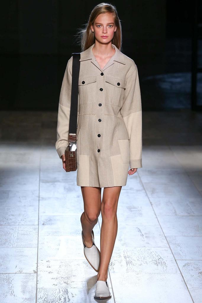 Victoria Beckham Ready To Wear SS 2015 NYFW
