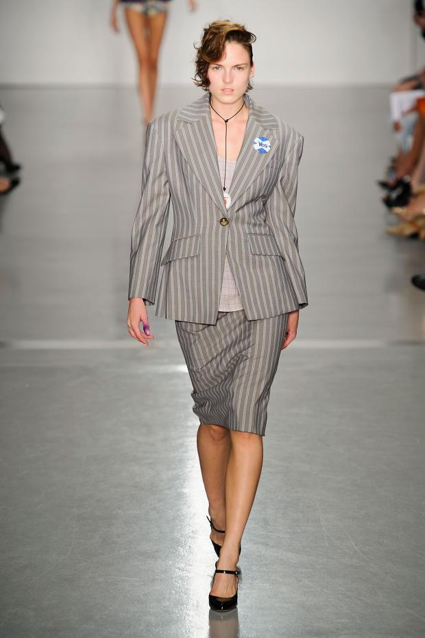Vivienne Westwood Red Label SS 2015 LFW (4)