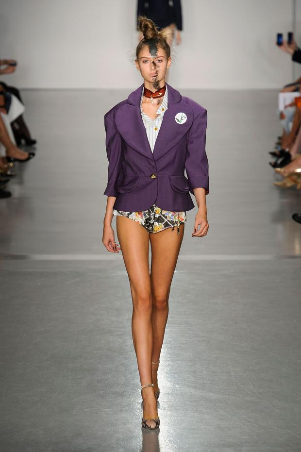 Vivienne Westwood Red Label SS 2015 LFW (5)