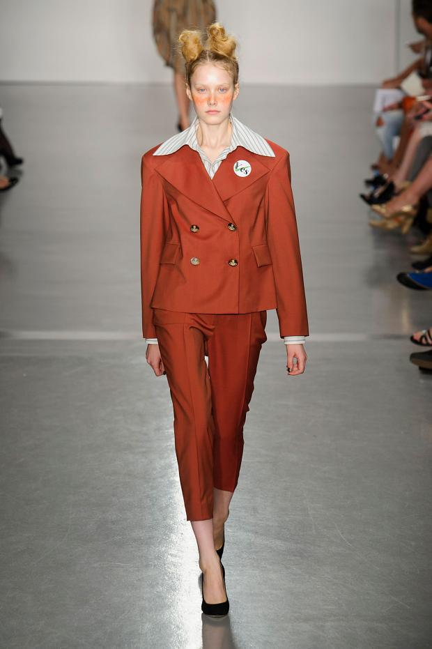 Vivienne Westwood Red Label SS 2015 LFW (9)
