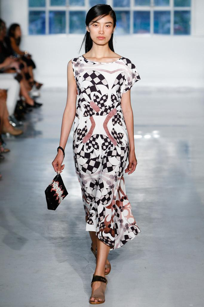 Zero + Maria Cornejo Ready To Wear SS 2015 NYFW (17)