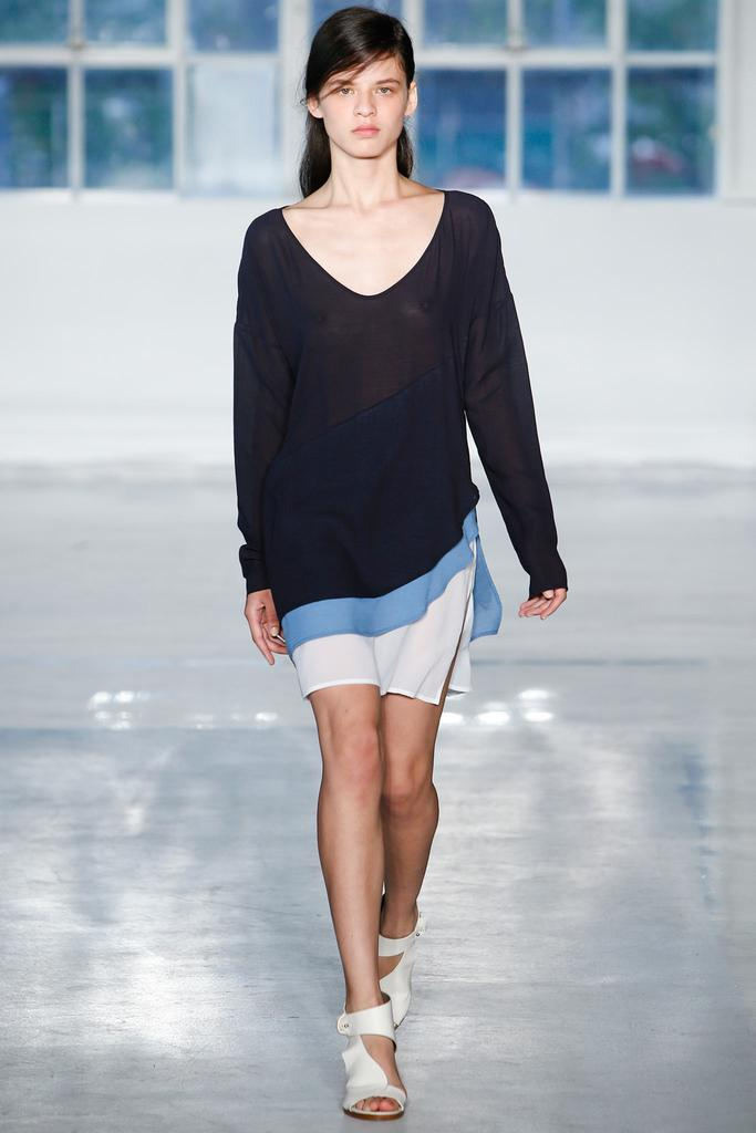Zero + Maria Cornejo Ready To Wear SS 2015 NYFW (27)
