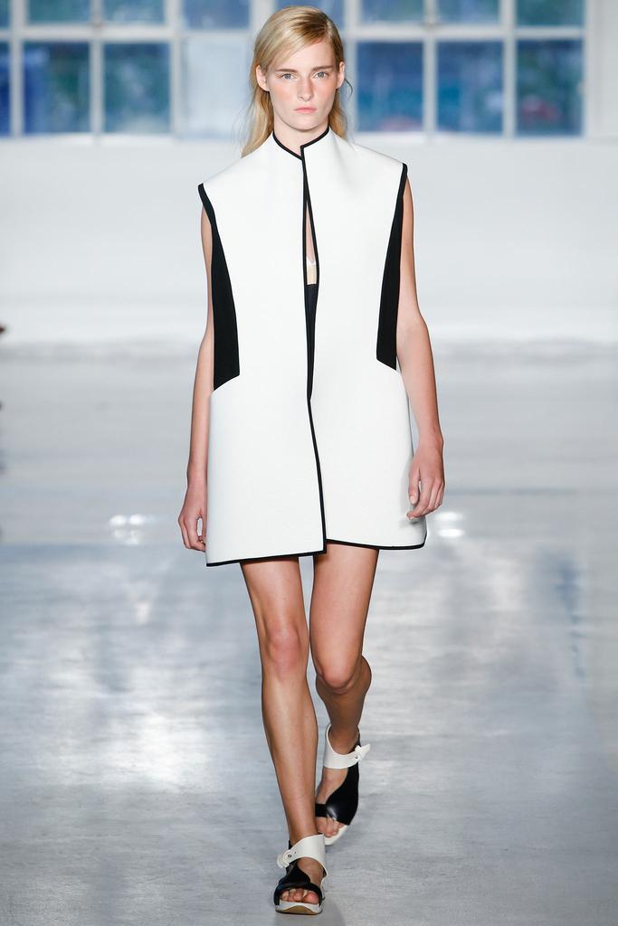 Zero + Maria Cornejo Ready To Wear SS 2015 NYFW (6)