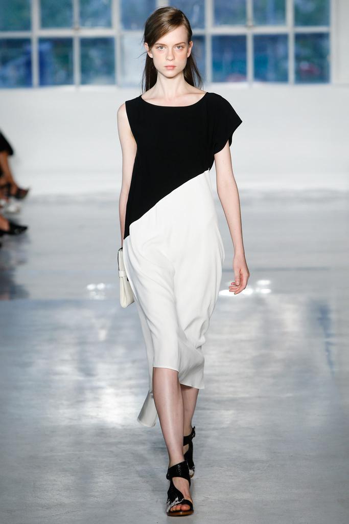 Zero + Maria Cornejo Ready To Wear SS 2015 NYFW (8)