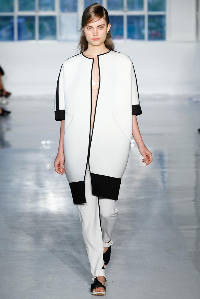 Zero + Maria Cornejo Ready To Wear SS 2015 NYFW (9)