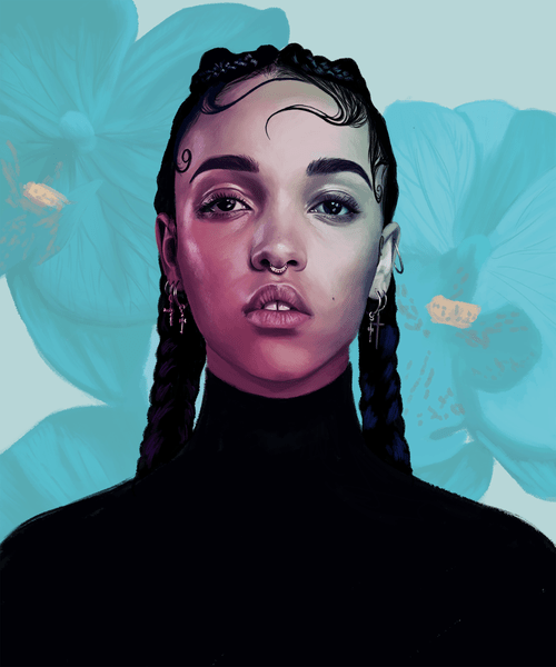 fka twigs cover