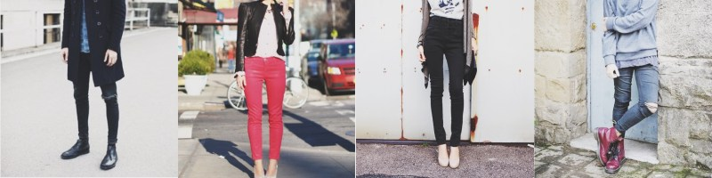 Timeless Skinny Jeans