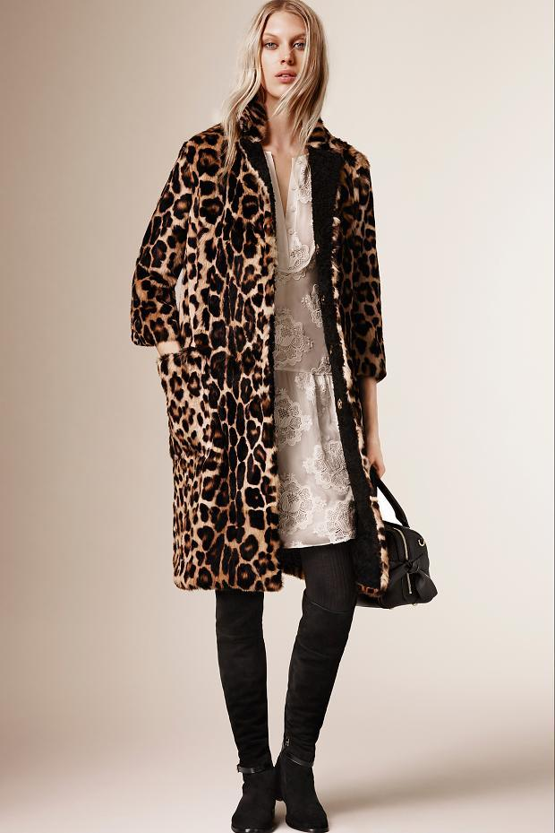 Burberry Prorsum Pre-fall 2015 Lookbook