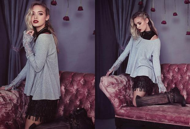 Dark Romance collection, ThreadSence Lookbook
