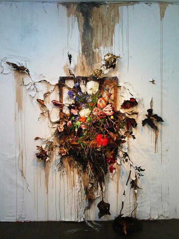 Destructive in Art by Valerie Hegarty