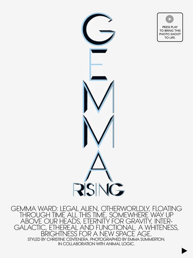 Gemma Rising by Emma Summerton
