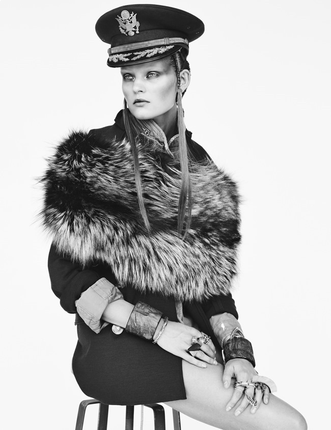 KATE GRIGORIEVA BY BILLY KIDD