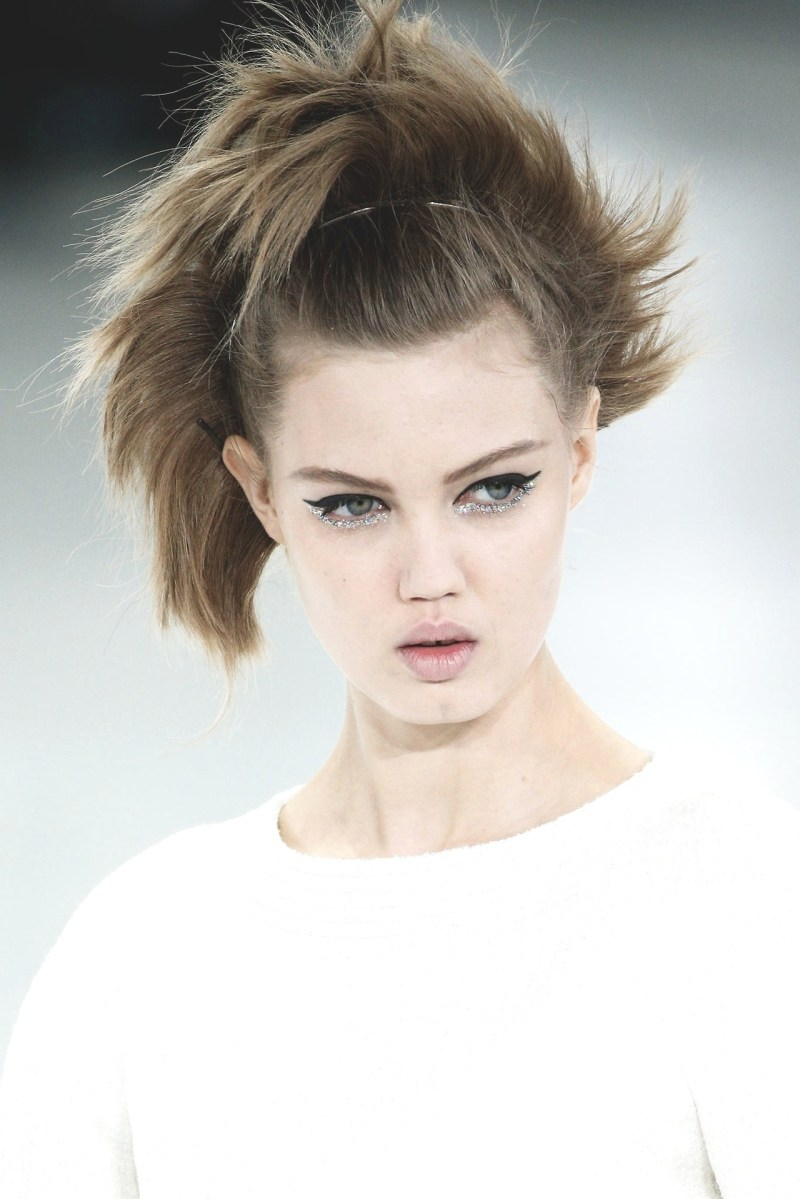 Lindsey Wixson Chanel