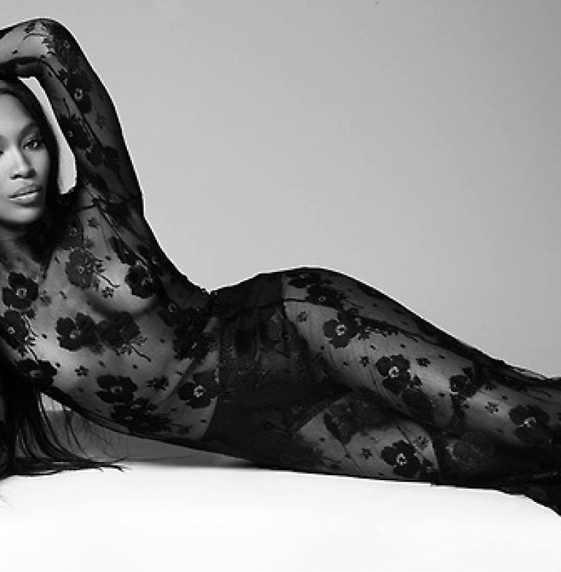 Naomi Campbell turkey nov 2014