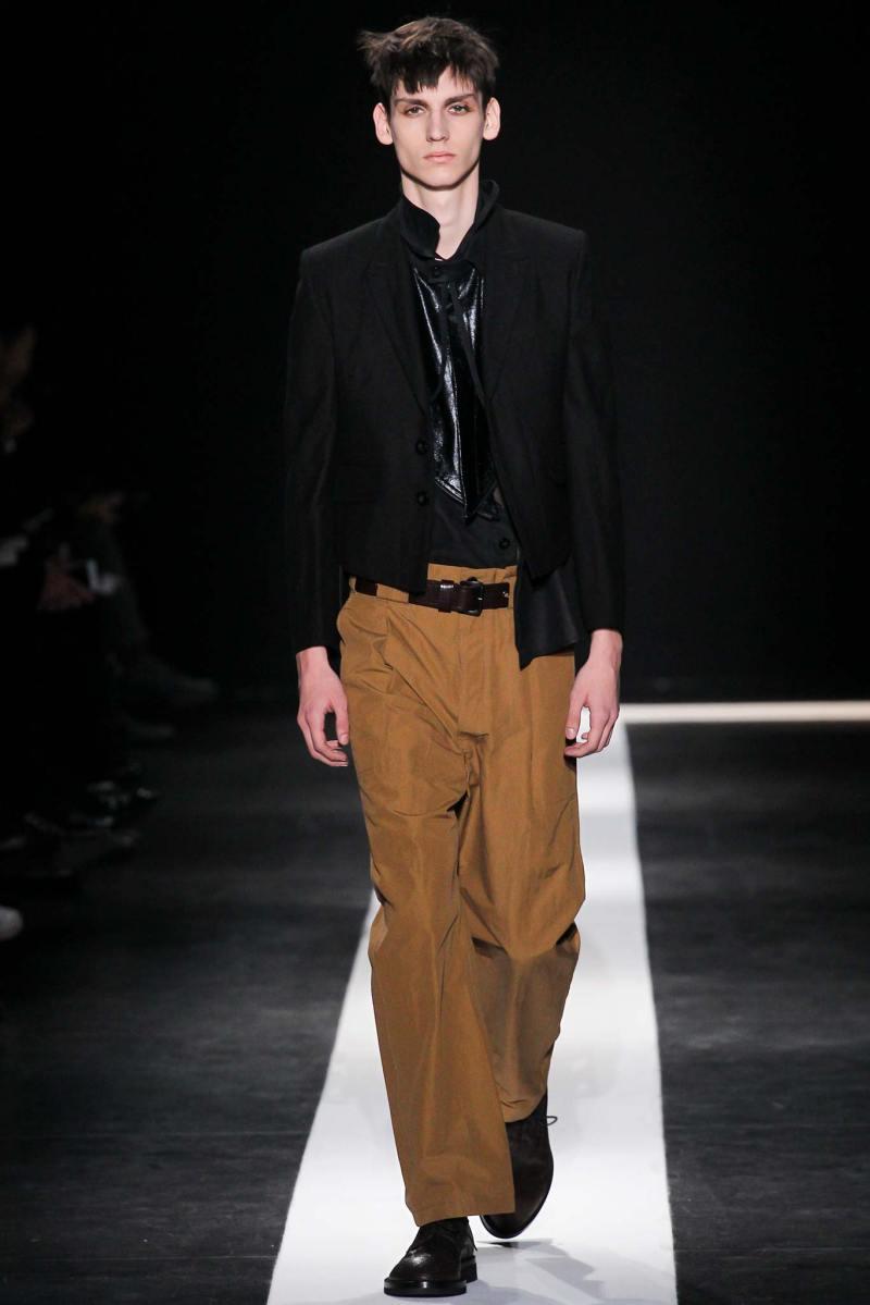 Ann Demeulemeester Menswear FW Paris (15)