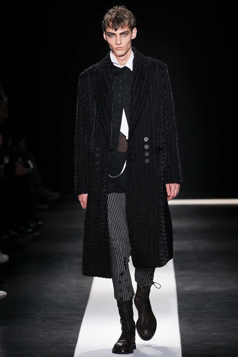 Ann Demeulemeester Menswear FW Paris (2)