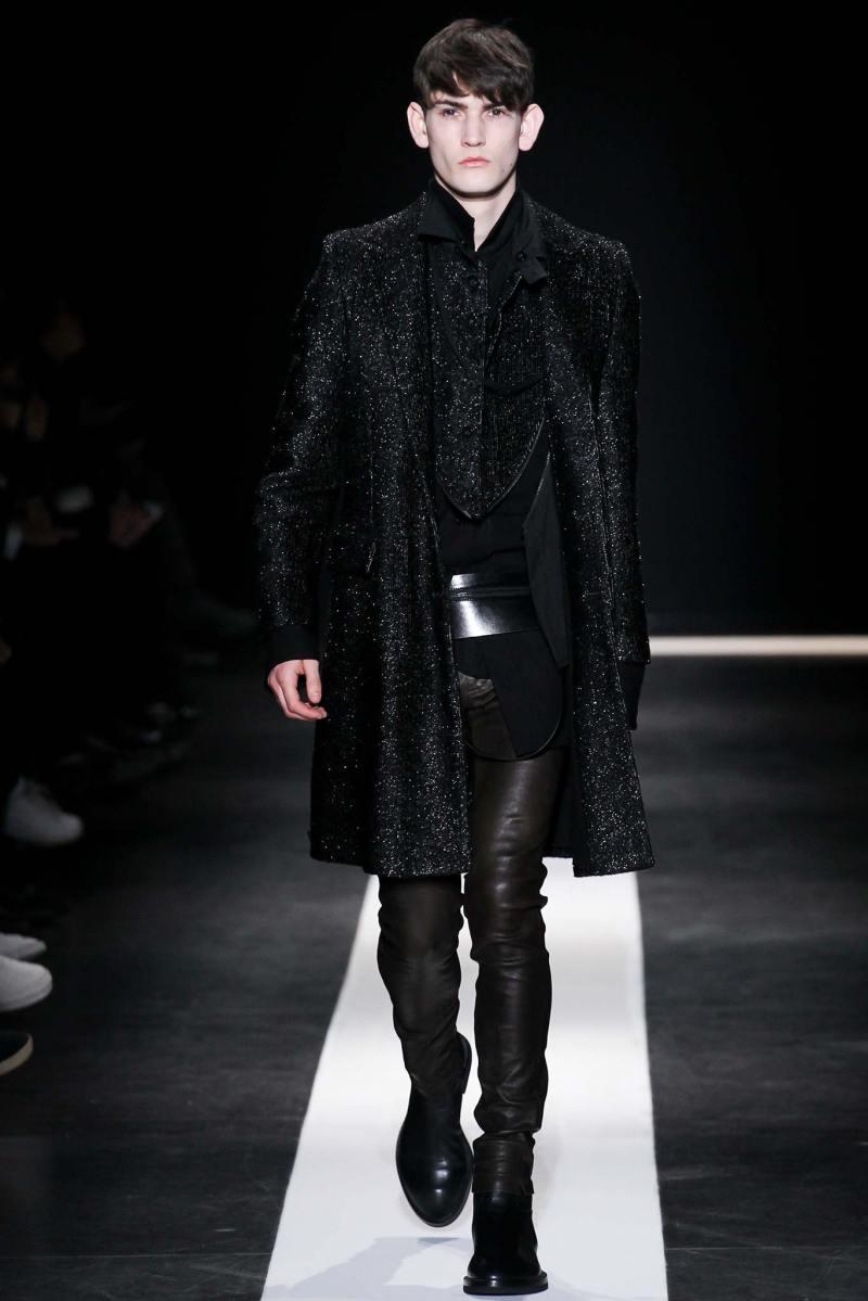 Ann Demeulemeester Menswear FW Paris (4)