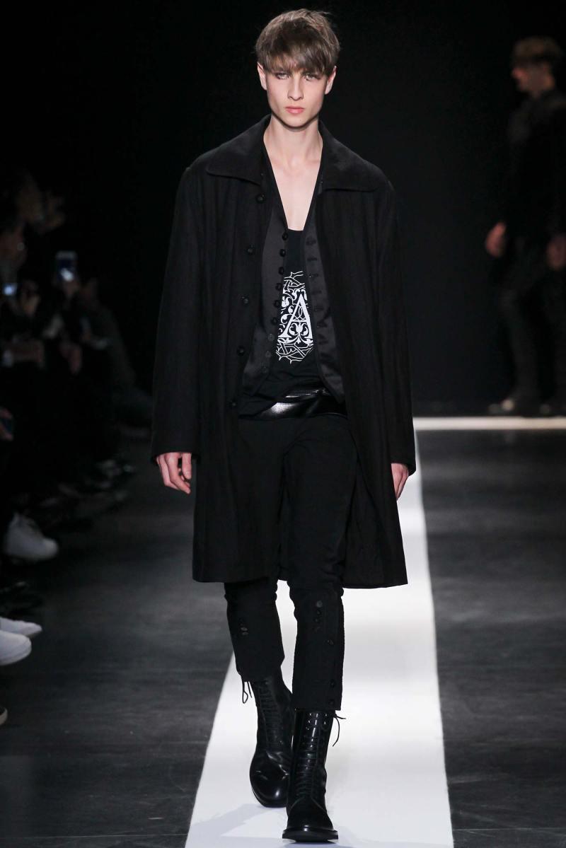 Ann Demeulemeester Menswear FW Paris (6)