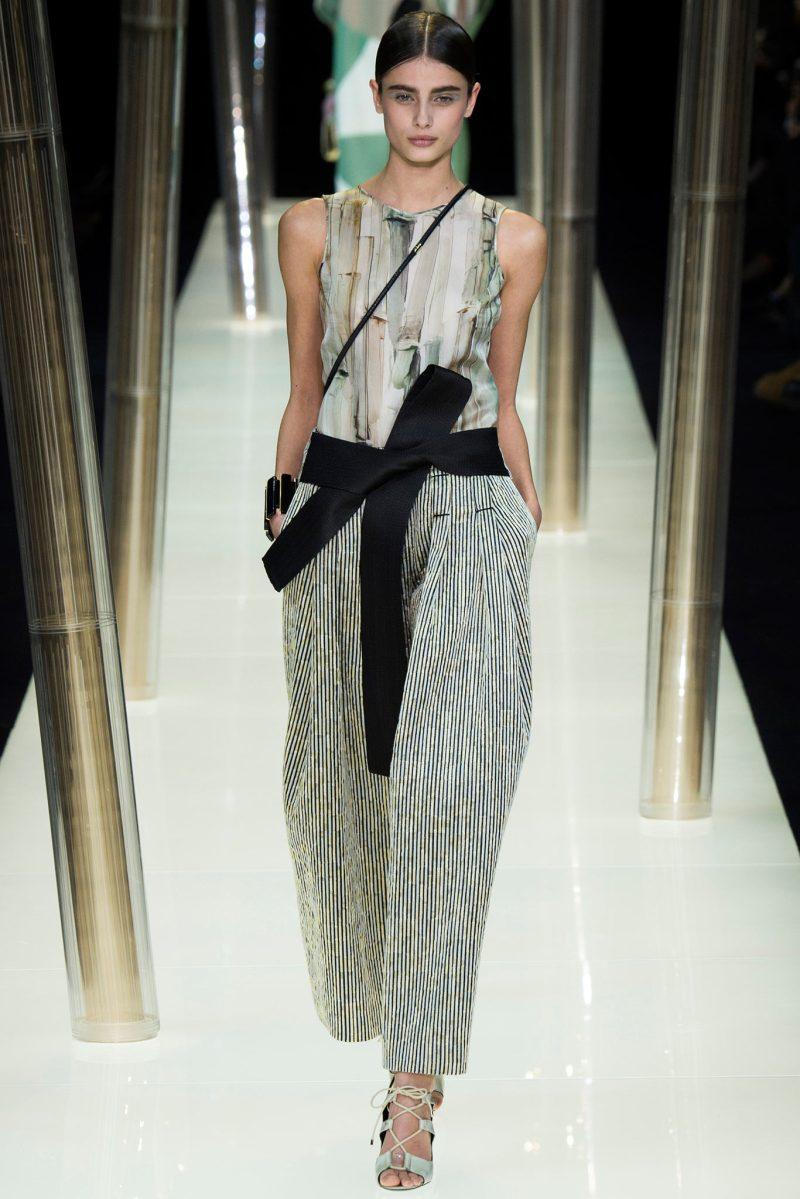 Armani Privé Haute Couture SS 2015 Paris (12)