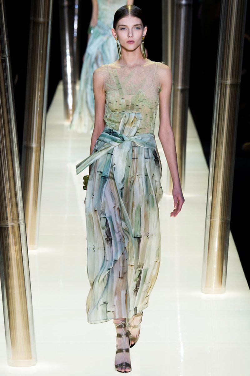 Armani Privé Haute Couture SS 2015 Paris (17)