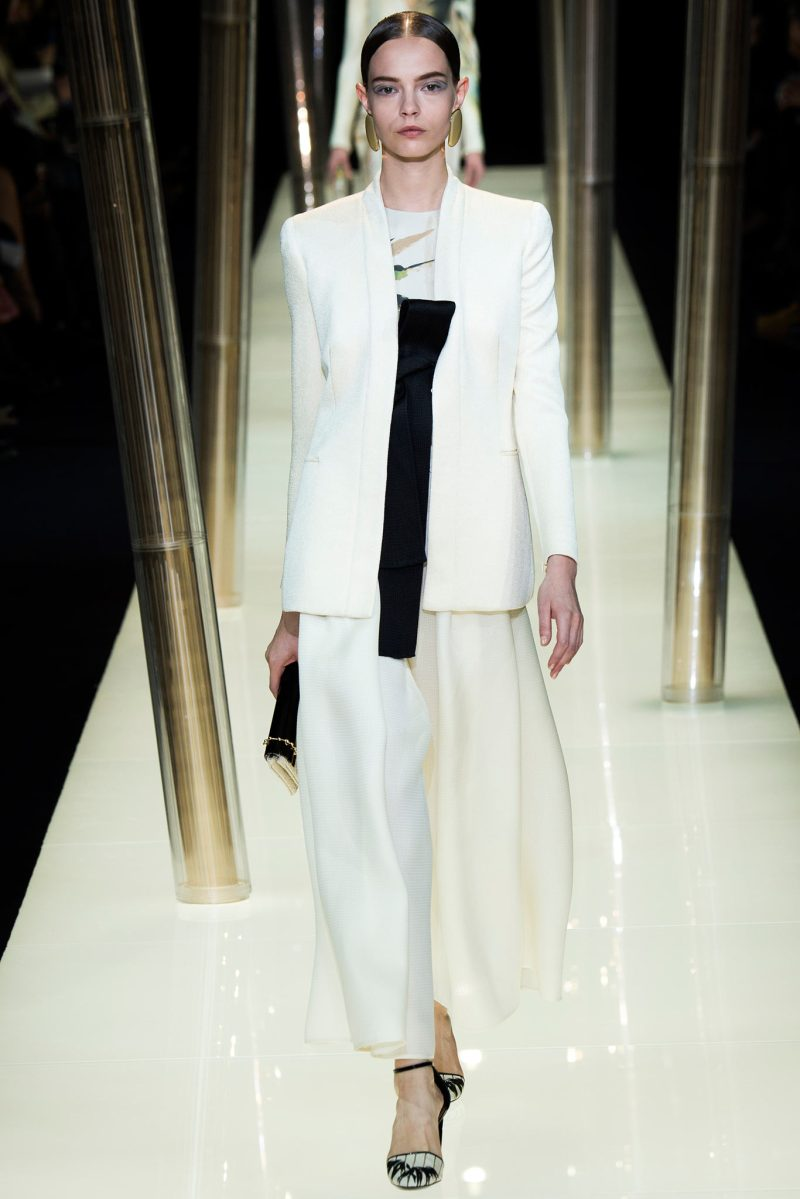 Armani Privé Haute Couture SS 2015 Paris (2)