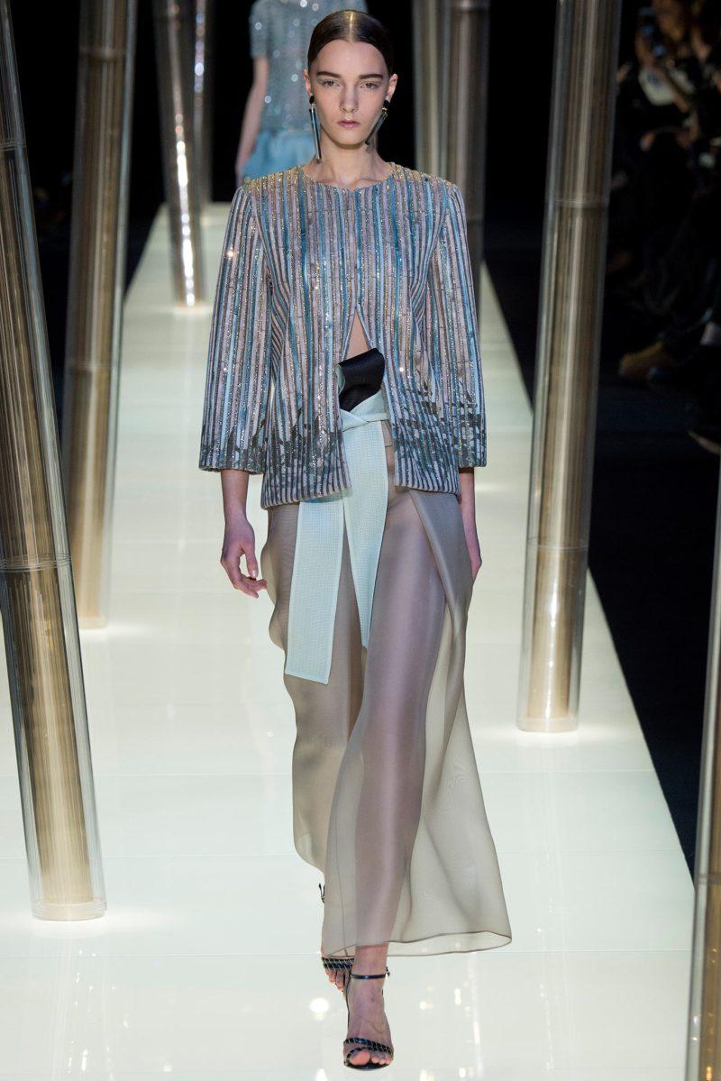 Armani Privé Haute Couture SS 2015 Paris (32)