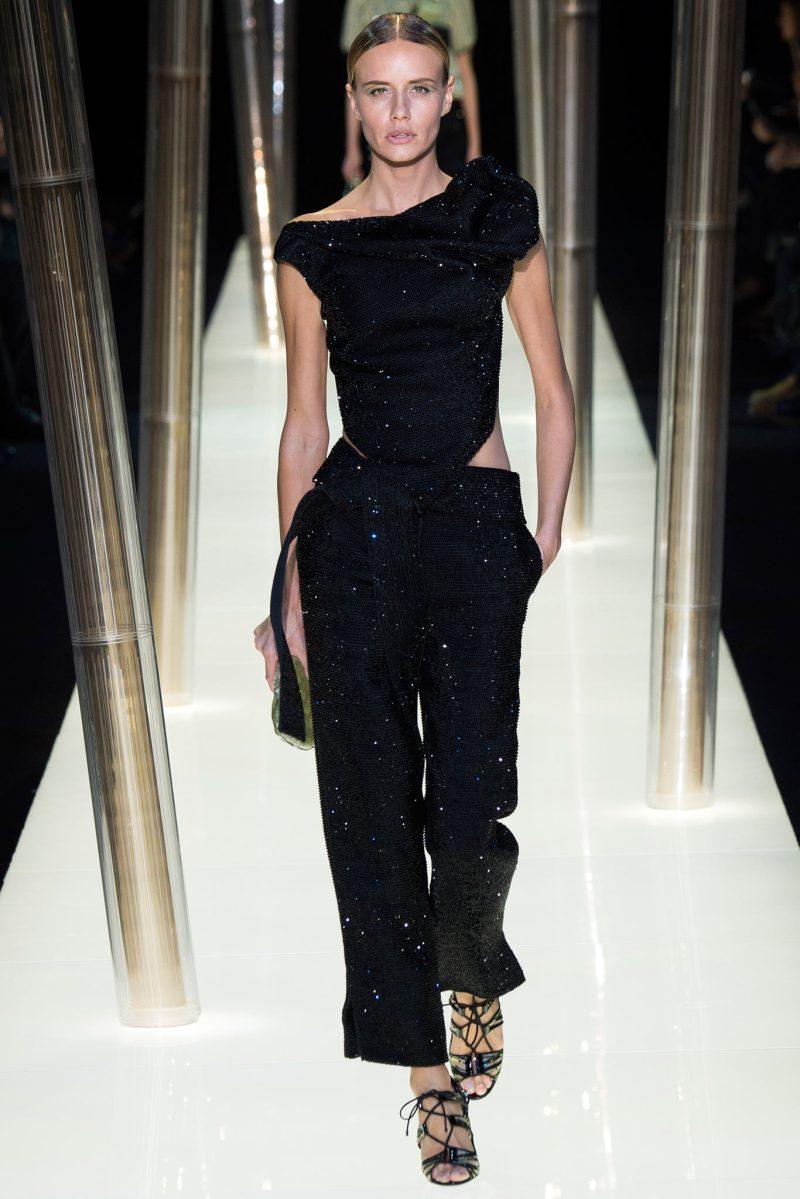 Armani Privé Haute Couture SS 2015 Paris (38)