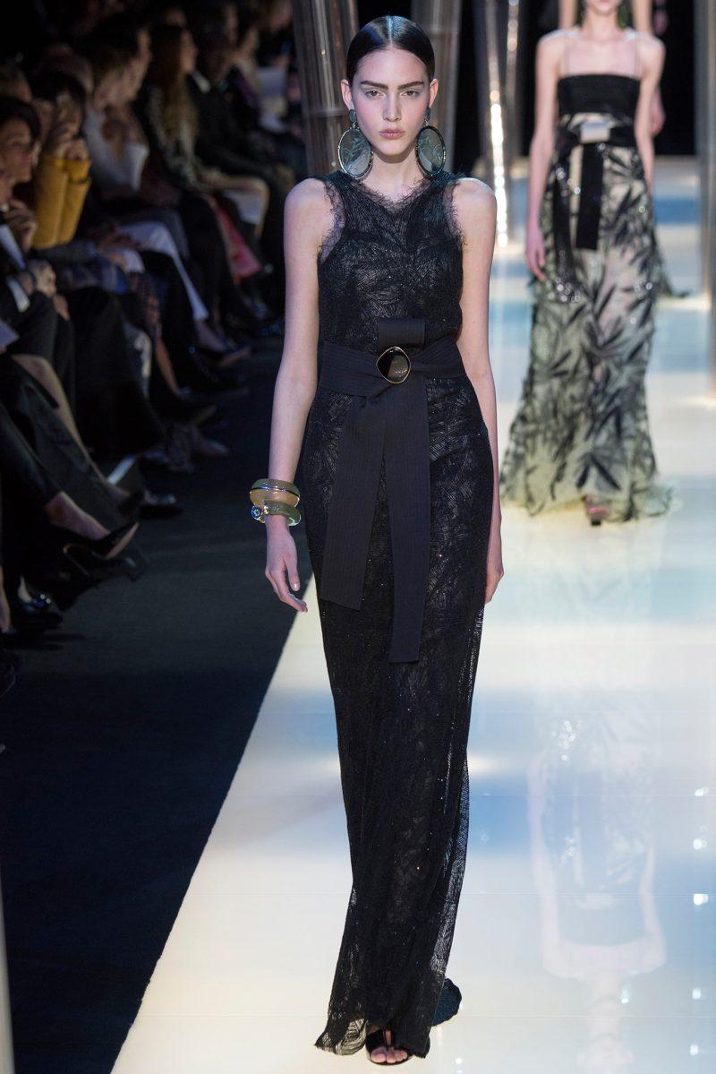 Armani Privé Haute Couture SS 2015 Paris (50)