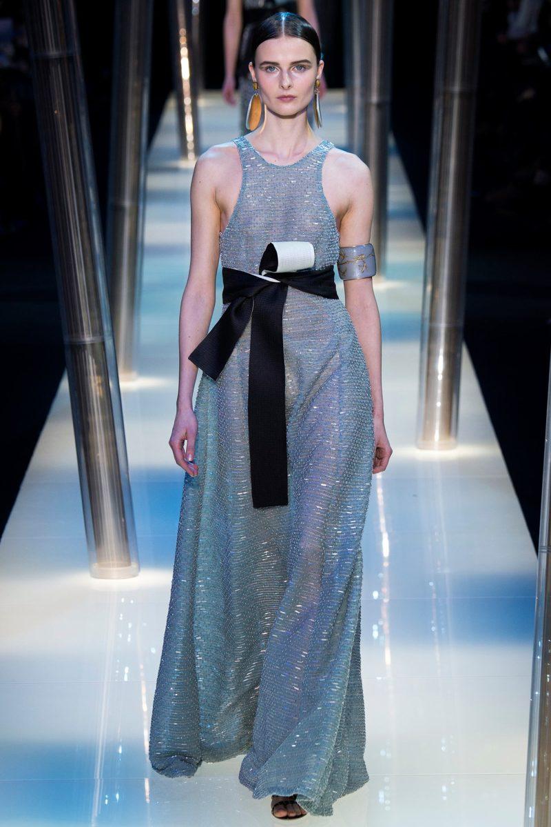Armani Privé Haute Couture SS 2015 Paris (57)