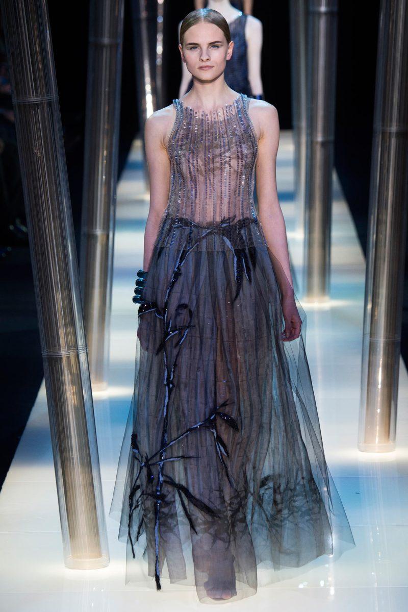 Armani Privé Haute Couture SS 2015 Paris (59)