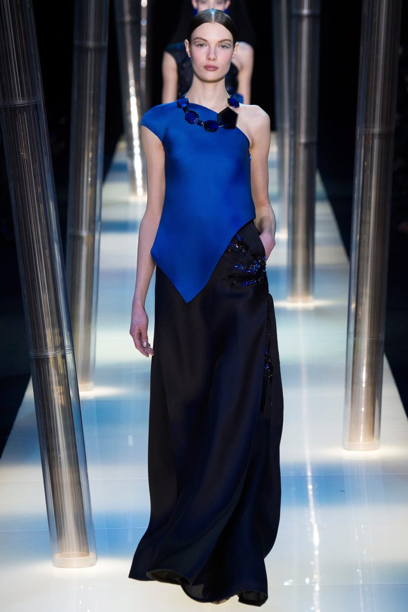 Armani Privé Haute Couture SS 2015 Paris (63)