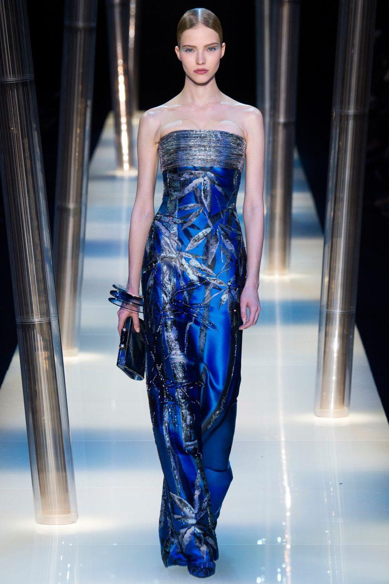 Armani Privé Haute Couture SS 2015 Paris (69)
