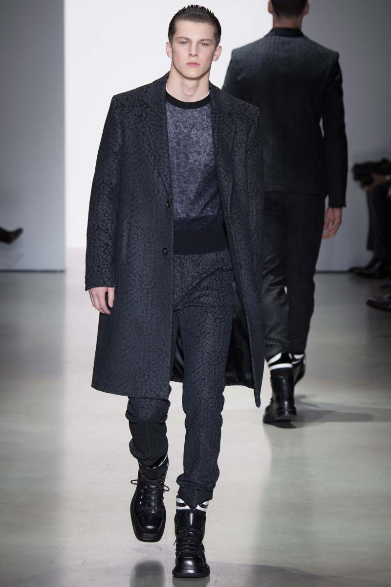 Calvin Klein Collection Menswear FW 2015 Milan (2)