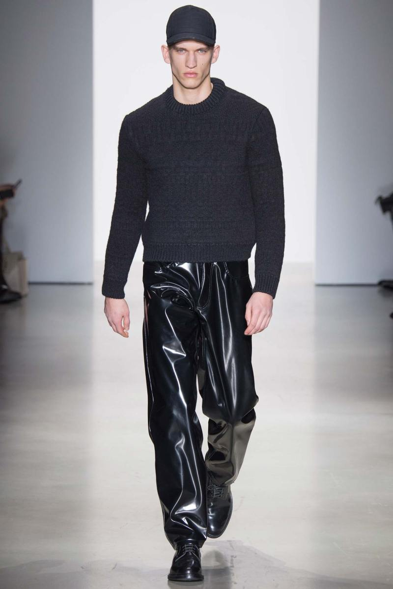 Calvin Klein Collection Menswear FW 2015 Milan (27)