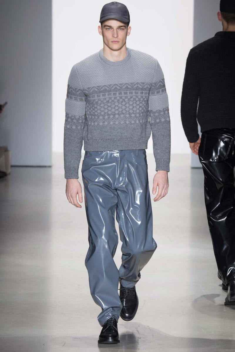 Calvin Klein Collection Menswear FW 2015 Milan (28)