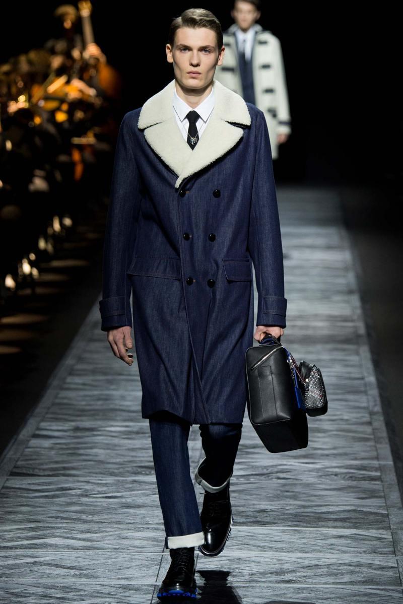 Dior Homme Menswear FW 2015 Paris (24)