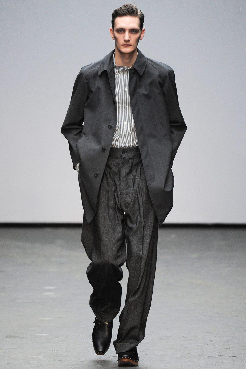 E. Tautz Menswear FW 2015