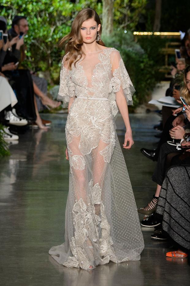 Elie Saab Haute Couture SS 2015 Paris