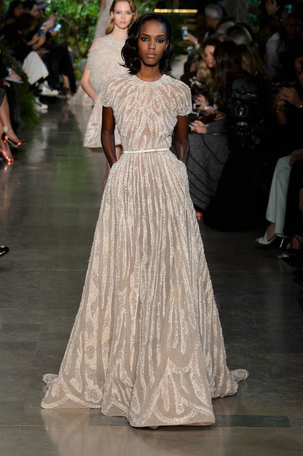 Elie Saab Haute Couture SS 2015 Paris (15)
